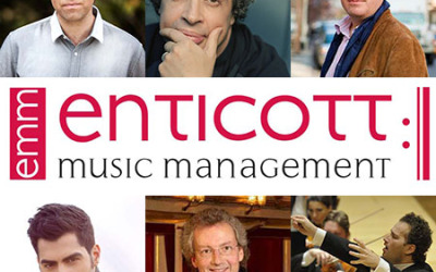Welcome to Enticott Music Management