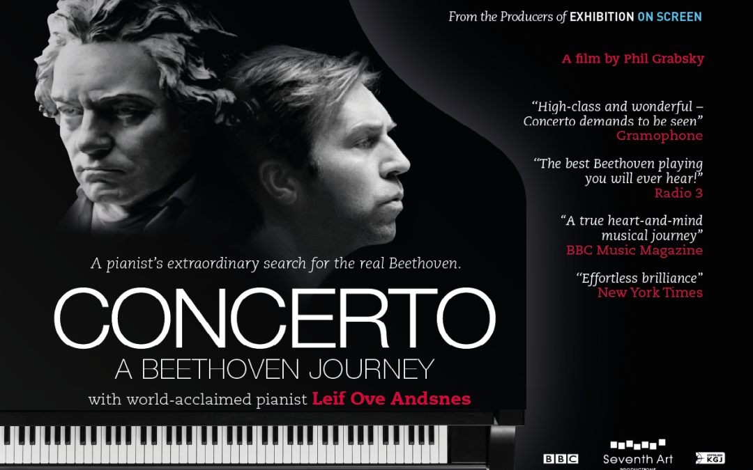 """Concerto – A Beethoven Journey"" Trailer"