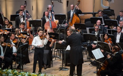 Review: Daniel Lozakovitj performs Beethoven at the closing concert of the Moscow Easter Festival