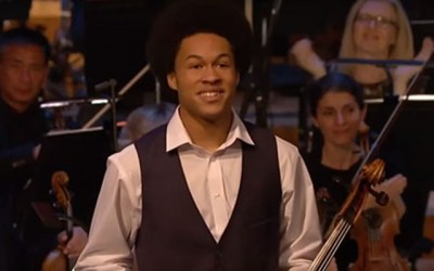 Enticott Music Management Welcomes 2016 BBC Young Musician of the Year SHEKU KANNEH-MASON To its Roster for General Management