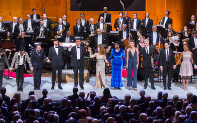 Alan Gilbert Nominated for Emmy for Sinatra: Voice for a Century