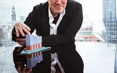 Elbphilharmonie, Portraits Alan Gilbert