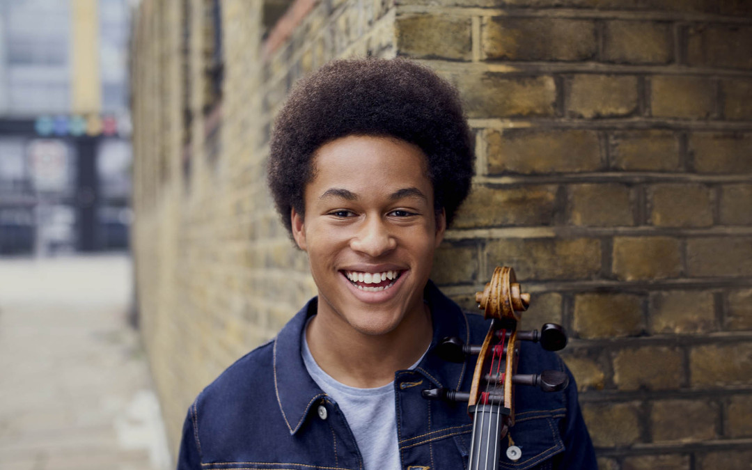 Sheku Kanneh-Mason Announces Debut Album