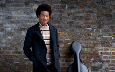 Enticott Music Management is thrilled to announce that cellist, Sheku Kanneh-Mason, will perform at the wedding ceremony of HRH Prince Henry of Wales and Ms. Meghan Markle on 19 May.
