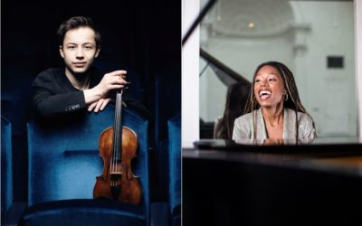 EMM Announces Two New Outstanding Young Artists