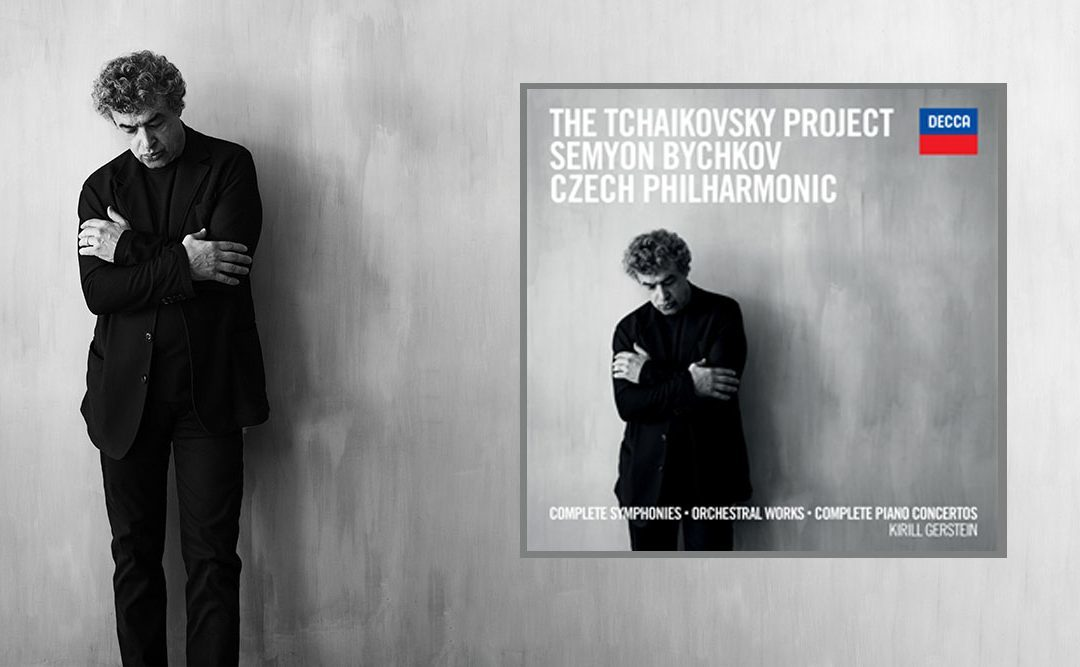"Music Director Semyon Bychkov and Czech Philharmonic's seven-disc recording rollection ""The Tchaikovsky Project"" to be released on Decca Classics on 30 August"