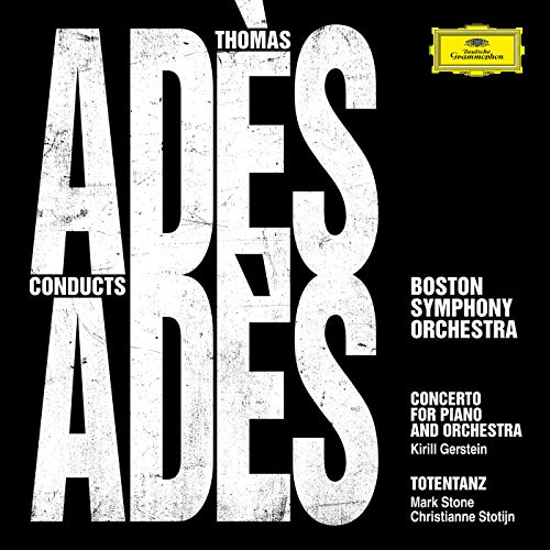 Adès Conducts Adès cover image