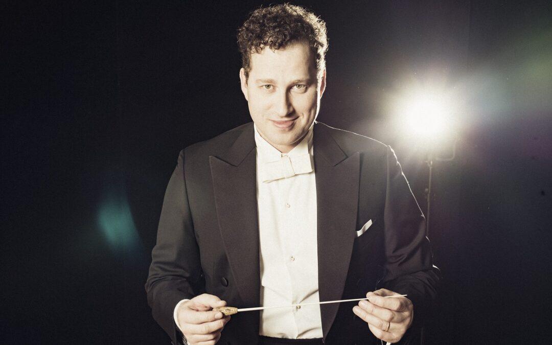 Conductor - Nikolaj Szeps-Znaider