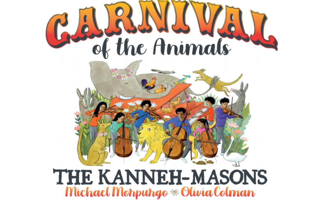 "The Kanneh-Masons Release ""Carnival"""