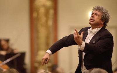 Semyon Bychkov Named Chief Conductor & Music Director designate of the Czech Philharmonic