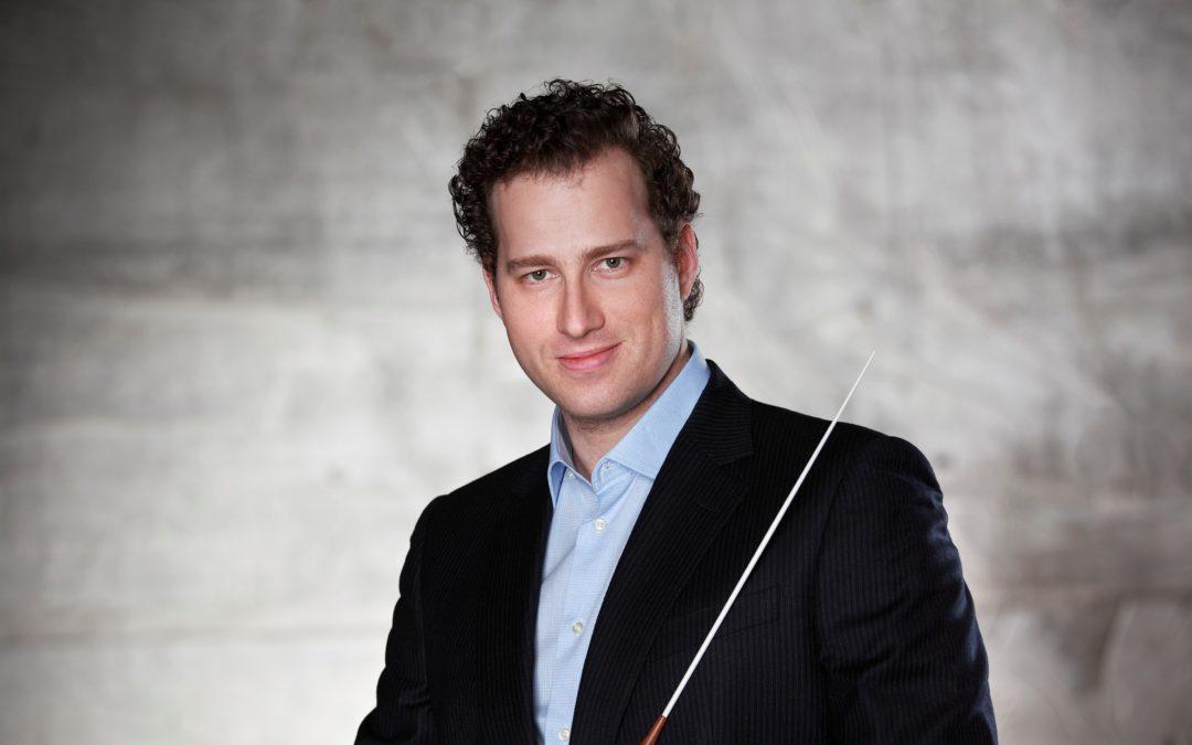 Nikolaj Szeps-Znaider appointed Music Director in Lyon