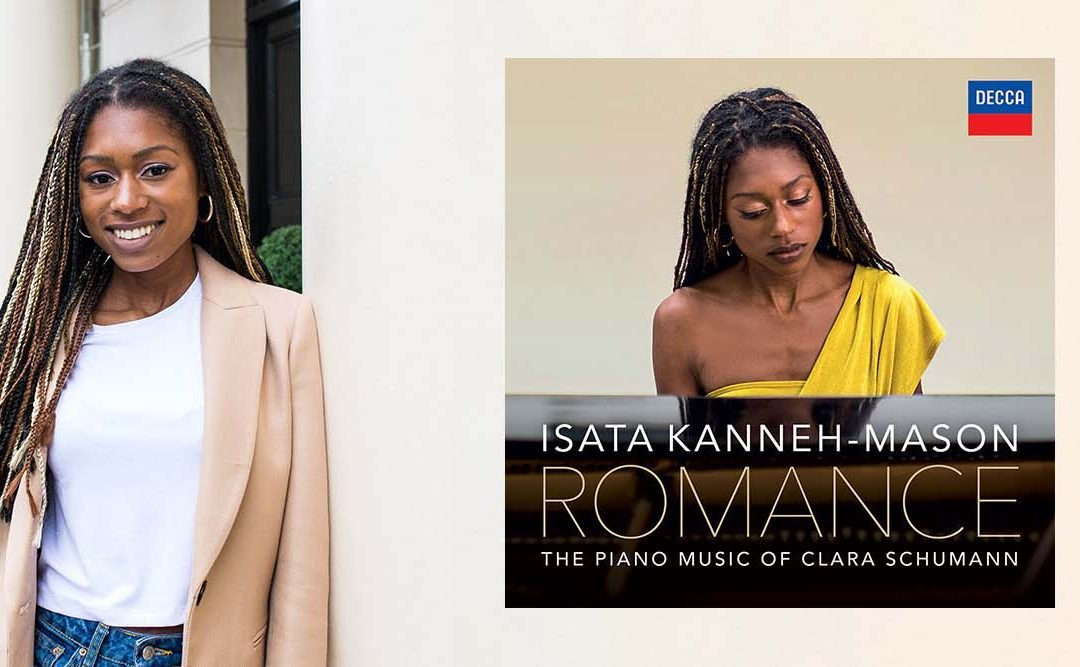 "Isata Kanneh-Mason Debut Album ""Romance"" Out Now on Decca Classics"