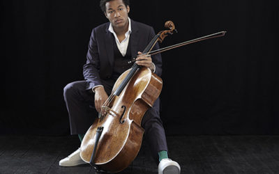 Sheku Kanneh-Mason today releases an album to inspire a new generation