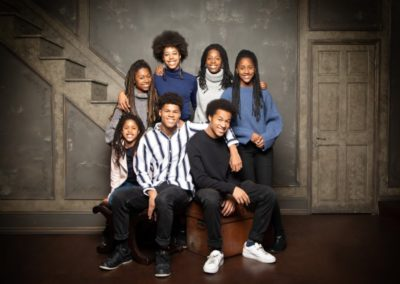 The Kanneh-Mason family