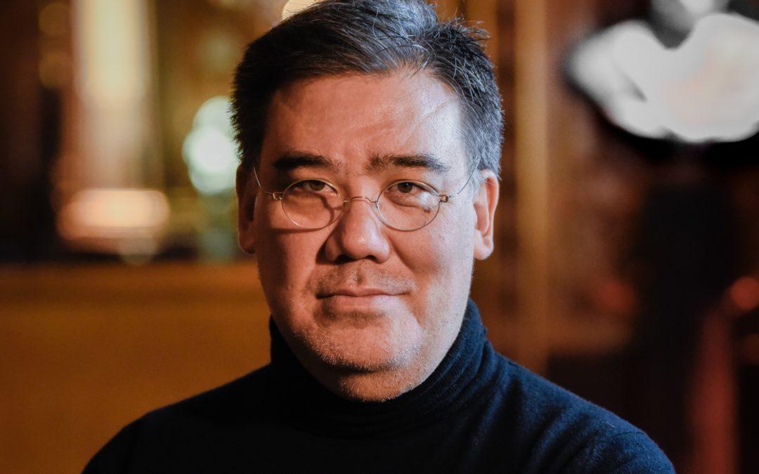 Alan Gilbert credit: Kungliga Operan/Arthur Ljunggren