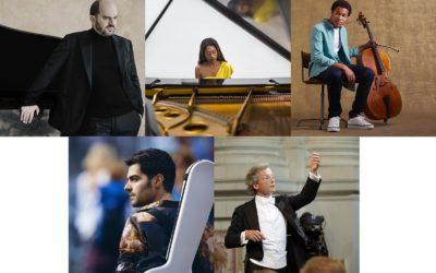 Five EMM Artists nominated for Opus Klassik Awards